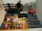MASSIVE JUNK DRAWER LOT OVER 8 OZ OF SILVER EASY+VINTAGE ITEMS REAL DEAL MINT