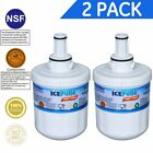 2 PACK Compatible With Aqua Pure Plus Water Filter - coconut shell carbon filter