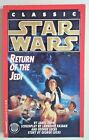 Return of the Jedi Classic Star Wars 1983 First Edition Pprbk Sci Fi Thriller