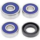 Suzuki DR125 1982-1988 Front Wheel Bearings And Seals