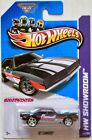 HOT WHEELS 2013 SUPER TREASURE HUNT 67 CAMARO DARK GREY WITHOUT LOGO ON BASE W+