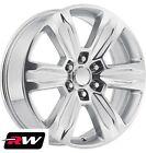Ford F 150 OE Factory Replica Wheels 2015 2016 2017 Platinum 22 inch Polished