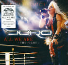 Doro - All We Are - The Fight CD 5 Audio Tracks +5 Video Clips Enhanced CD !