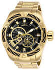 Invicta Men's 26775 Bolt Automatic Multifunction Black Dial Watch