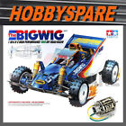 NEW TAMIYA THE BIGWIG 1/10 RC 4WD OFFROAD BUGGY KIT with GT TUNED MOTOR 47330