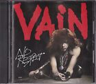 Vain No Respect Japan 1st CD 1989 P30D-10044 Very Rare