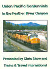 SNOWFLAKE EXPRESS 2006 DVD Onboard the California Zephyr privare rail cars