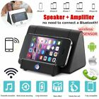 Wireless Audio Handsfree Amplifying Magic Speakerphone Speaker Fr Iphone SamsunK