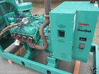 60 KW ONAN LP OR NATURAL GAS GENERATOR LOW HOURS LOAD BANK TESTED