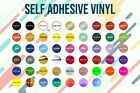 Sign Vinyl Decals Lettering Graphics Self Adhesive Backed 12