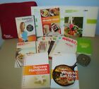Weight Watchers 360 Points Plus ember Tools Calculator Books DVD w Carry Case