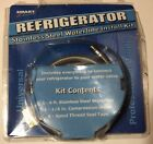 NEW Smart Choice Refrigerator Stainless Steel Waterline 6ft Install Kit
