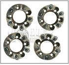 Set of 4 Wheel Spacers 2 for Jeep KK KJ MJ TJ XJ YJ ZJ Wrangler 5x45 5x1143