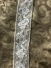Vintage French Cotton Lace 23 yards (style 20171)