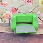 Green Provo Craft CuddleBug Die Cut Embossing Machine Only No Accessories