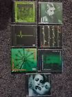 Type O Negative Set of 7 Goth Metal CDs  Roadrunner Records