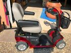 4 wheel Victory Pride 9 mobility scooter with carrier ramp barely used