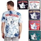 True Religion Mens Buddha Logo Tee T Shirt