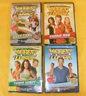 THE BIGGEST LOSER WORKOUT DVD SET OF 4