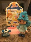 Vintage Strawberry Shortcake Berry Best Party Blueberry Muffin Doll RARE