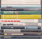 Criterion Collection on DVD 3rd one FREE Restored picture and sound 1998 2018