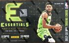 2017-18 Panini Essentials Basketball Factory Sealed Hobby Box