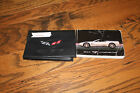 2001 Chevy Chevrolet Corvette Owners Manual with case Ch1586