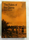 The Rules of the Game A Film by Jean Renoir Classic Film Scripts 17 Hardcover DJ