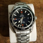 Omega Seamaster Planet Ocean XL Automatic Watch BOX/PAPERS 45.5m