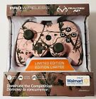 Pro Wireless Limited Edition Realtree PS 3 Controller
