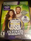The Biggest Loser Ultimate Workout XBOX 360 KINECT NEW Platinum hits