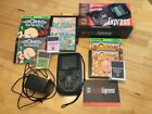 NEC Turbo Grafx 16 Express Handheld System w/Adapter, 3 games & original boxes