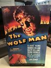 Sideshow Toys New In Box The Wolf Man 12