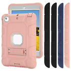 Heavy Shockproof Rubber Case Cover Hard Stand for iPad 234 Mini 1 2 3 Pro 10.5""