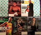 Sports Ill. THE GREATEST ISSUES, featuring  Ali, James, Bolt, Messi and Serena