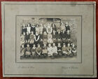 Vintage School Photograph, Rowlands Gill. By F. Marks & Sons.