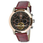 Constantin Durmont Gents Watch XL Analogue Automatic Leather Catano CD Cata-At-L
