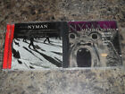 Michael Nyman 2 CD Lot - Noises Sounds & Sweet Airs / Concertos Harle Webber Lin