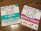 Set of 2 The Biggest Loser Simple Swaps  6 Weeks to a Healthier You