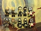 Funko Mystery Mini Lot #5 Bethesda Horror Skyrim Dishonored Evil Within 10 Figs