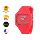 Nixon Rubber Player Mens Analog casual Red Band A139685