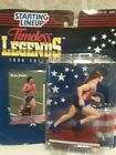 Bruce Jenner & Michael Johnson Collector Action Figures. Brand New .