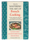 MASTERING THE ART OF FRENCH COOKING 1971 JULIA CHILD SIGNED EARLY 1ST EDITION