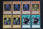Skull Servant Zombie deck cards King of the Servants The Lady in Wight Tri