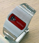 jump hour watch direct time brand new cool red dial rare cool 2017 smart