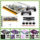Overwatch Game Skin Sticker Decals For Palystation 4 PS4 Slim Suface
