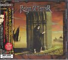 The Reign Of Terror Sacred Ground Japan CD Obi 2001 MICP-10228