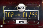2016 Topps UFC Top of the Class SEALED 16-Box HOBBY CASE