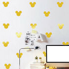1set Removable Multicolor Mickey Mouse CuteWall Stickers Room Decoration