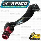Apico Black Red Elite Gear Pedal Lever For Gas Gas TXT Pro Racing 125 2002-2017